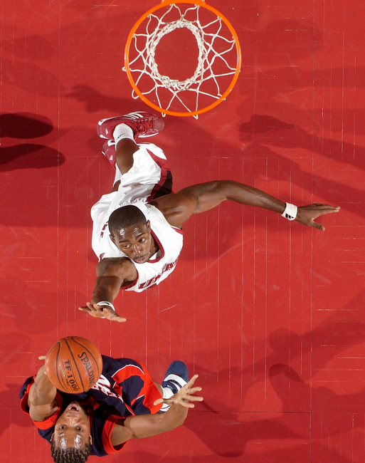 stephane lasme, umass basketball 2006